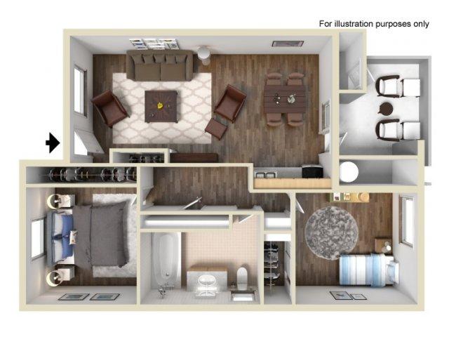 Casitas Apartments