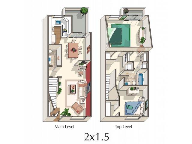 The Esplanade Townhouses & Apartments