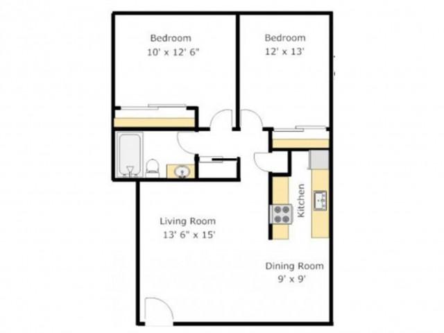 Highline Apartments (Sun Ridge)