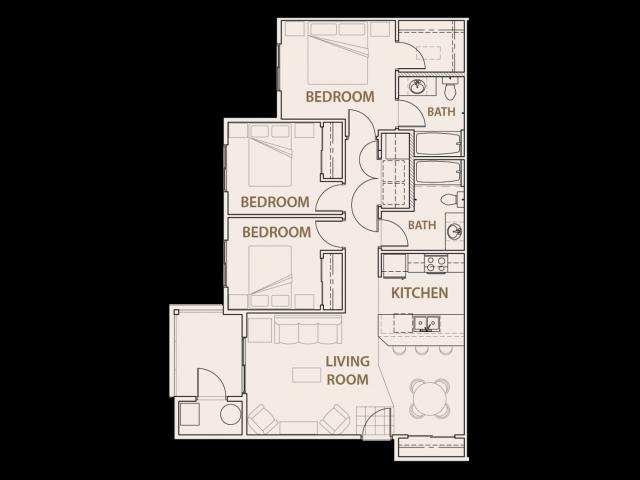 Copper Peak Apartments