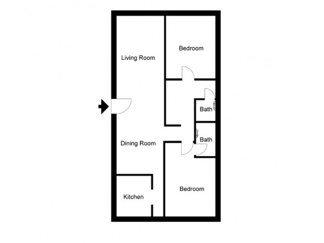 2x2 apartments for rent in Reno, NV l Skyline apartments