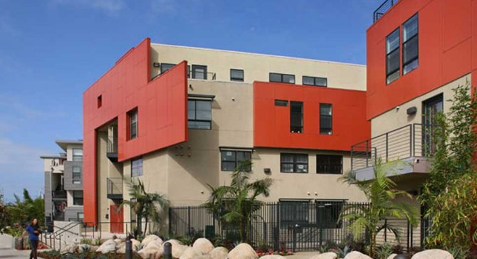 Santa Monica College Housing
