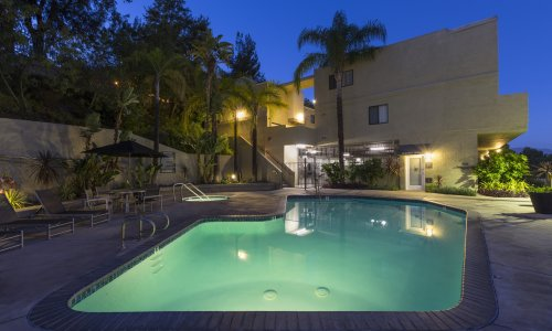 Apartment for Rent in Granada Hills