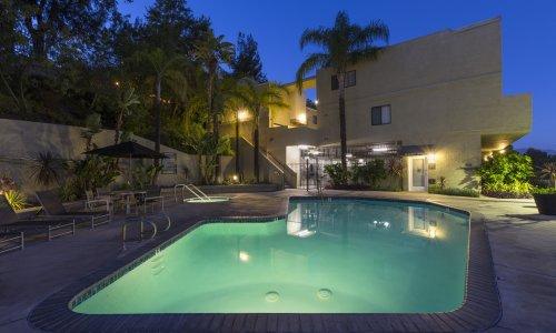 Apartment for Rent in Granada Hills