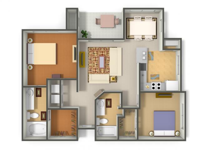 Bella Ruscello Luxury Apartment Homes