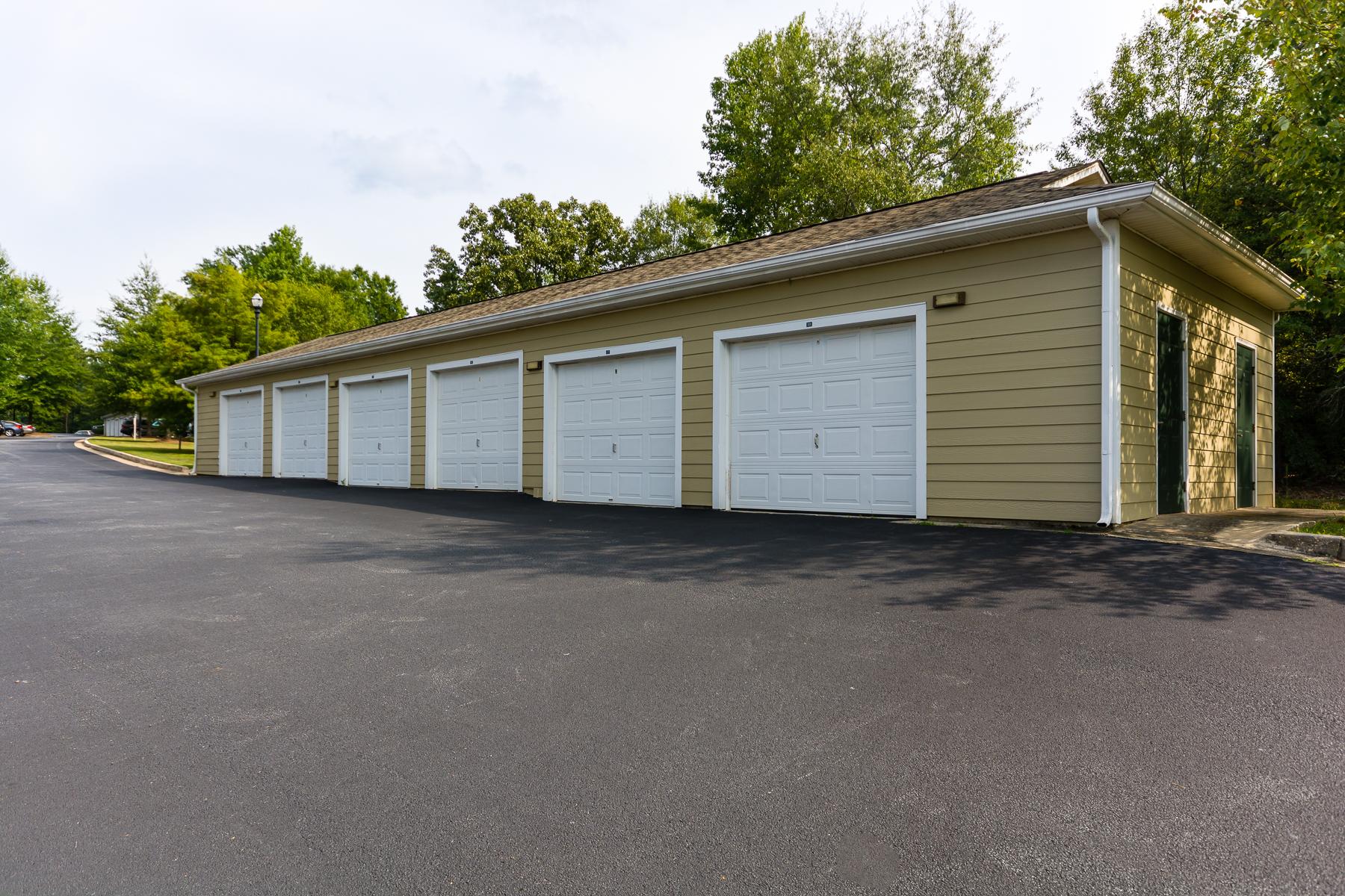 Detached Garages | Village at Almand Creek Apartments Conyers, GA