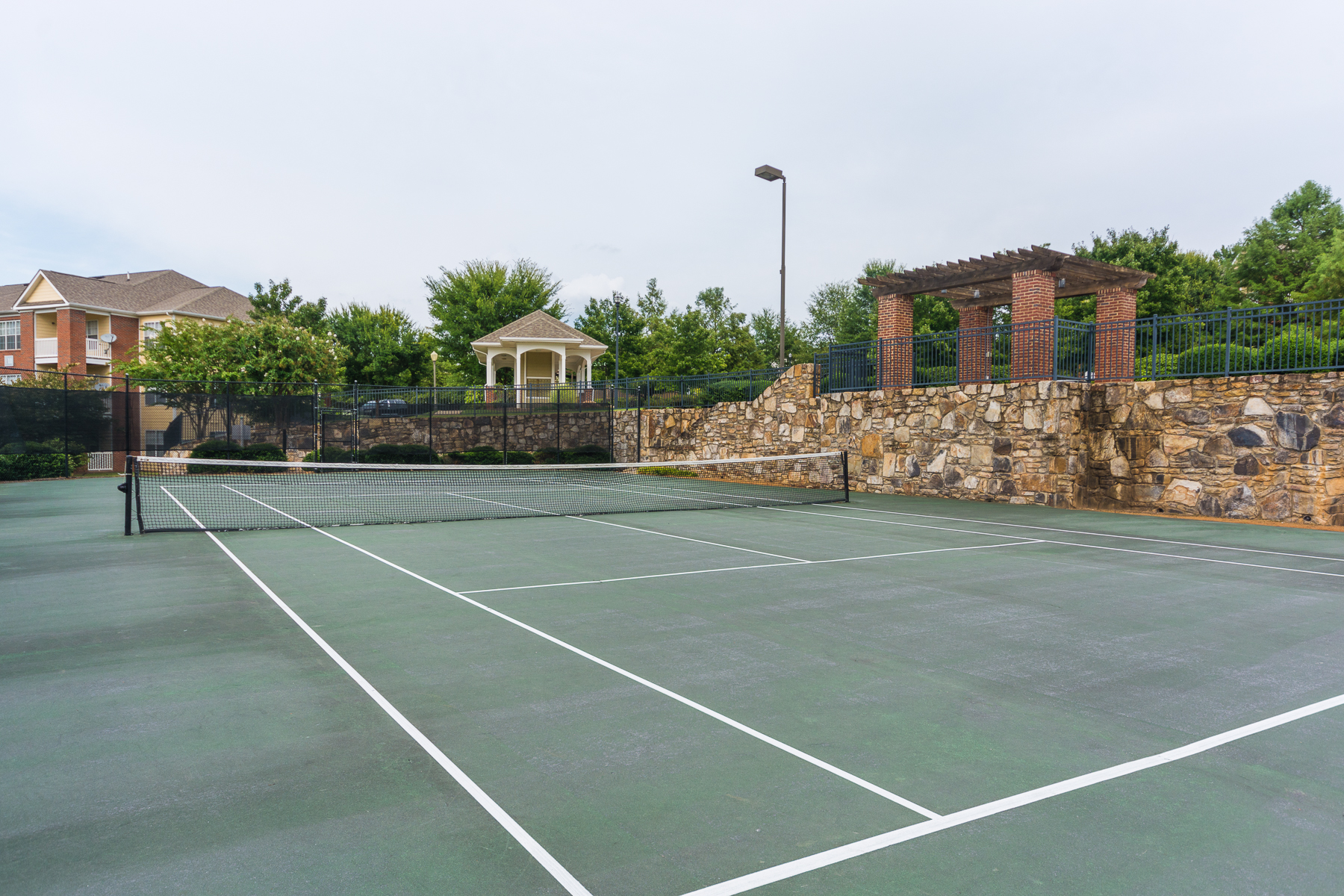 Tennis Court | Village at Almand Creek Apartments Conyers, GA