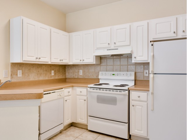 Image of White Cabinetry for Village at Almand Creek