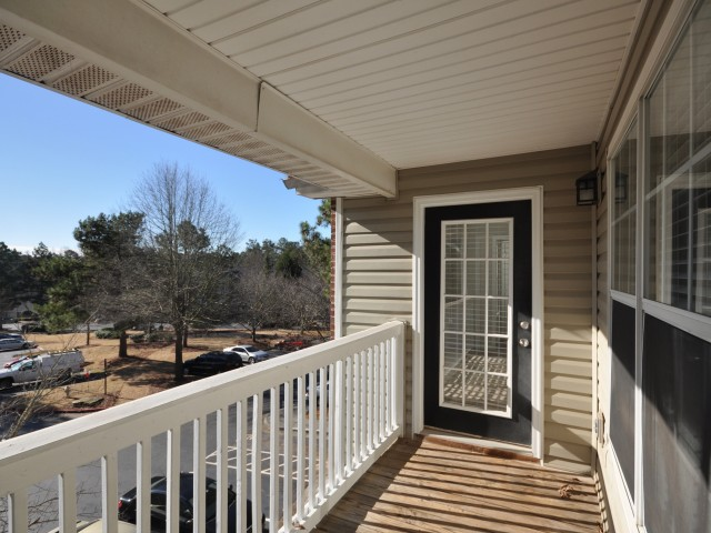 Image of Private Patio or Balcony for River Vista Apartment Homes