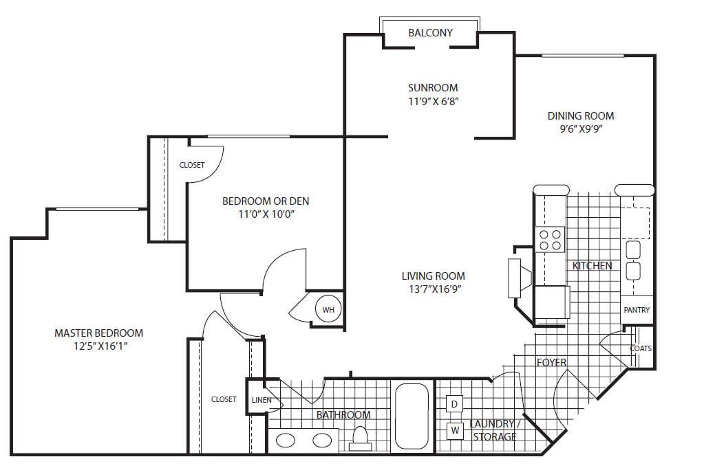 Fairways at Birkdale Apartments