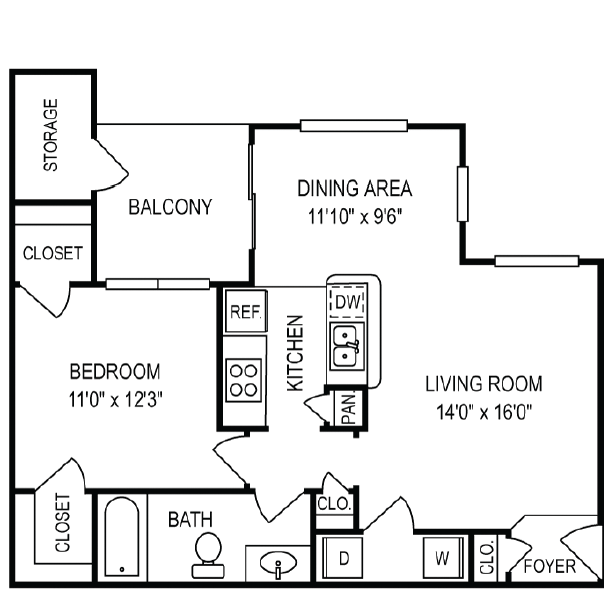 Quail Landing Apartment Homes