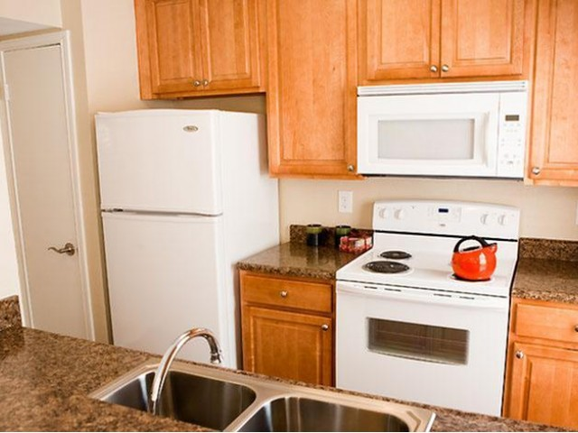 Image of White Appliances for Hampton Point