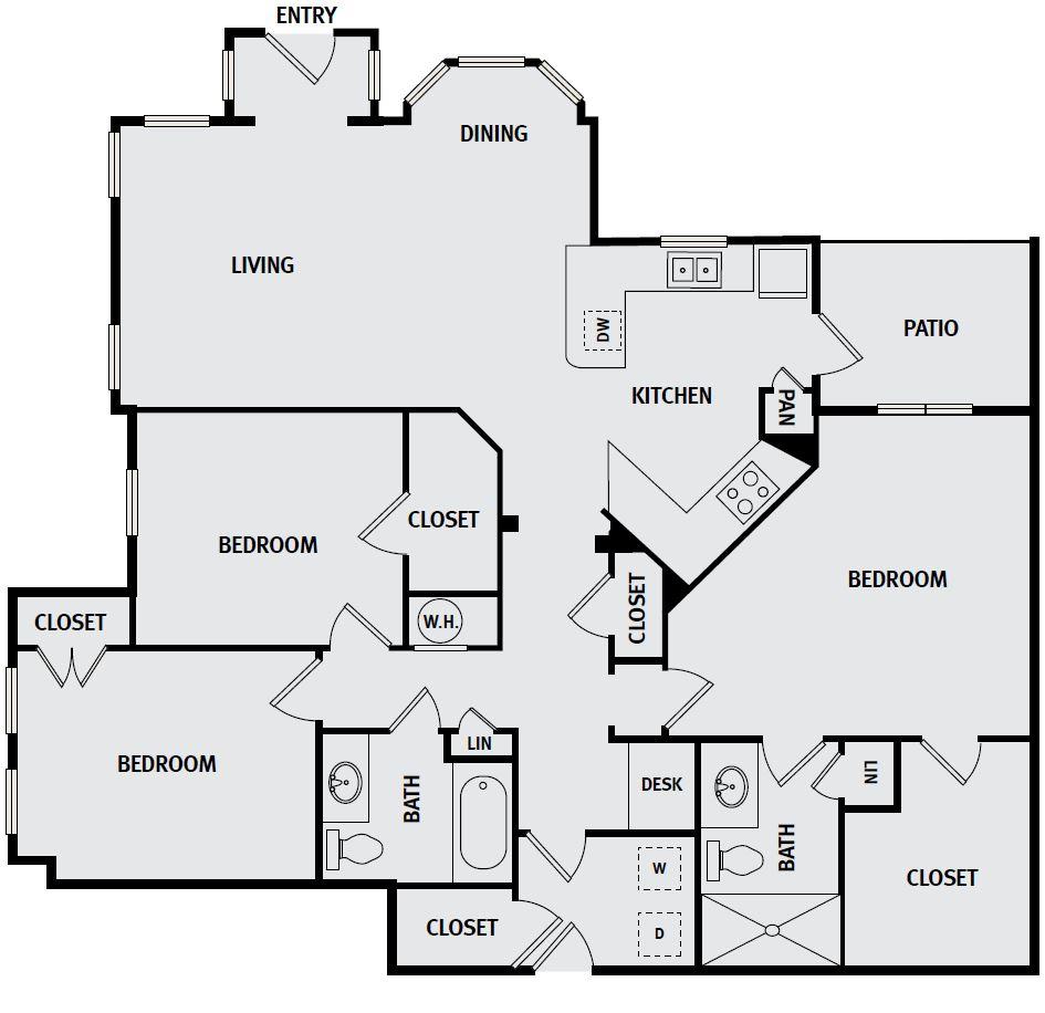 Sorrel Fairview Apartments Fairview Tx
