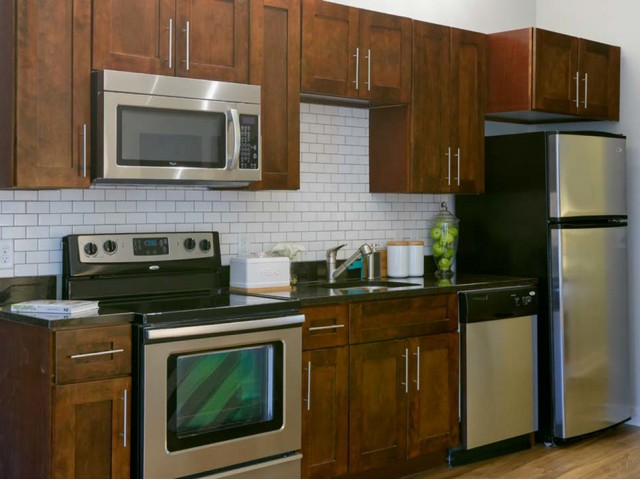 Image of Energy Saving Windows and Appliances for The Landings