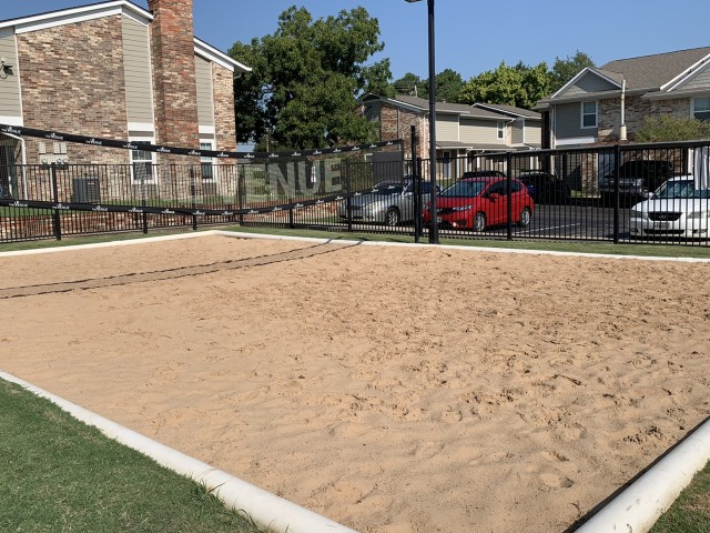 Image of Sand Volleyball for The Venue