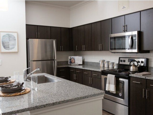 Image of Granite Countertops for Stone Hill Apartments