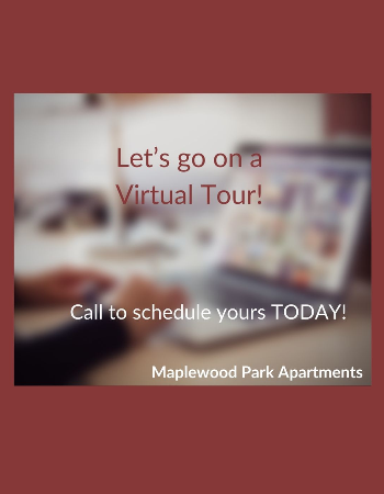 Let's go on a Virtual tour! Call now to schedule your's TODAY!