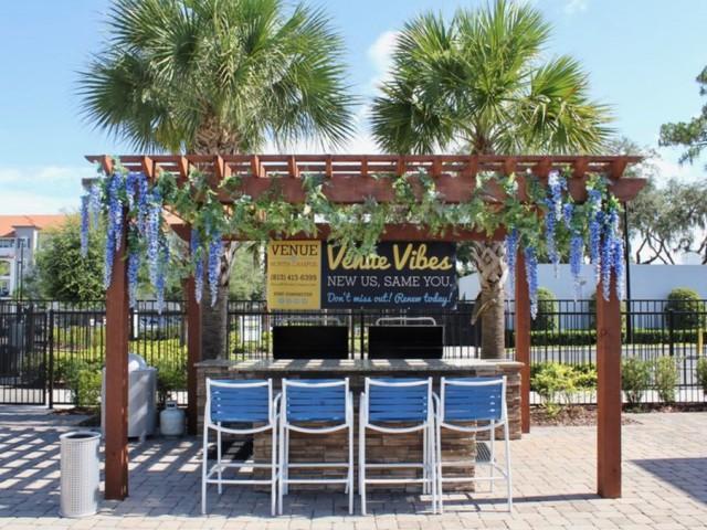 The Venue at North Campus-Exterior   BBQ   Venue Vibes
