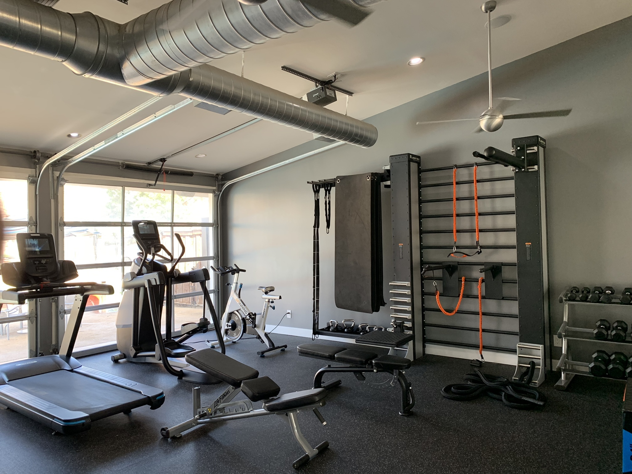 Image of 24-hour Fitness Center for The Venue