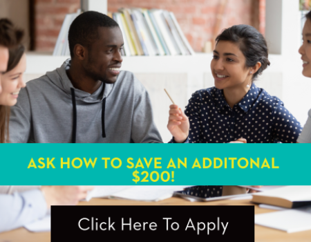 Save an additional $200
