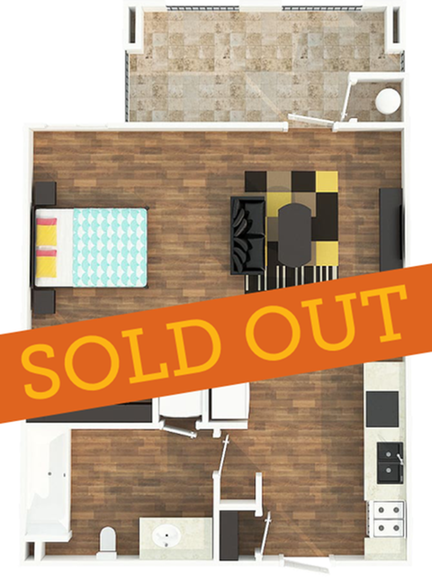Studio - Sold Out