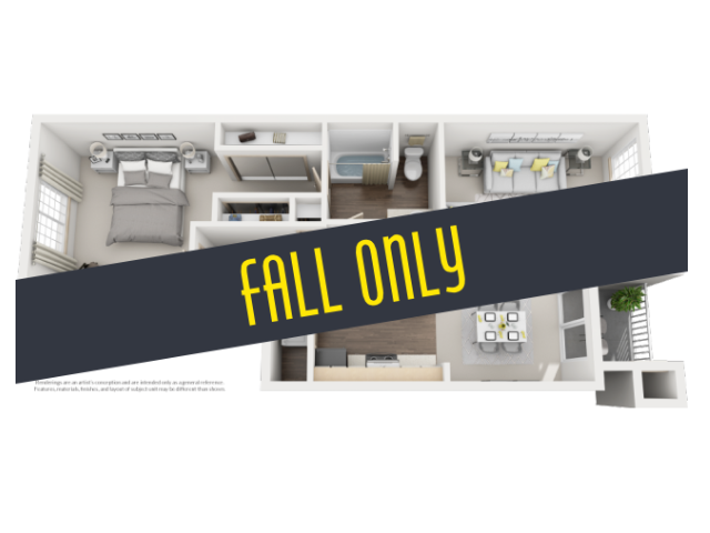 Fall only