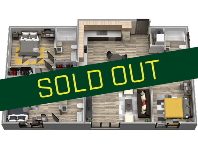 3x3 Sold out