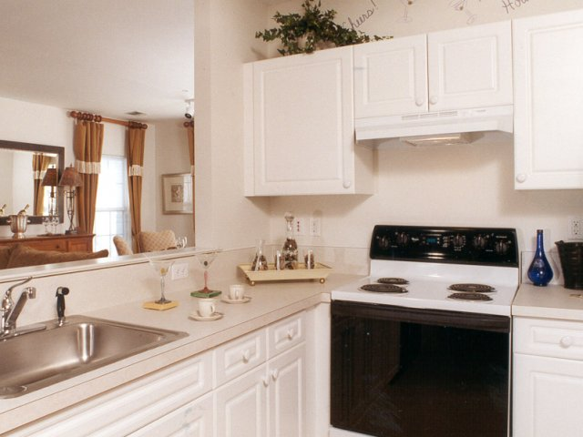 Image of Gourmet kitchens for Highlands at Westwood