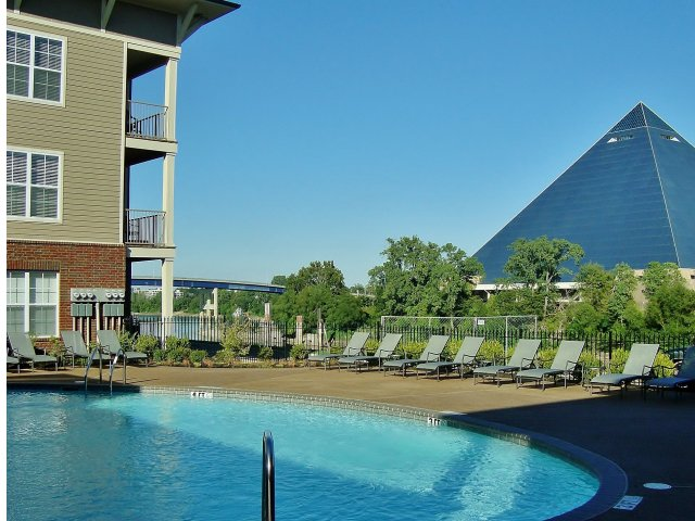 Image of Saltwater Swimming Pool for GRAND ISLAND APARTMENT HOMES