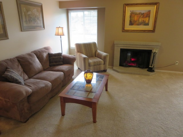 Image of Wood Burning Fireplace for BRECKENRIDGE APARTMENTS