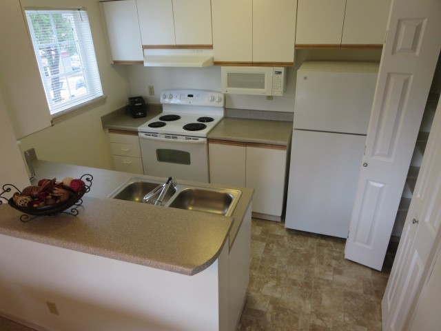 Image of Built-In Microwave Oven for BRECKENRIDGE APARTMENTS