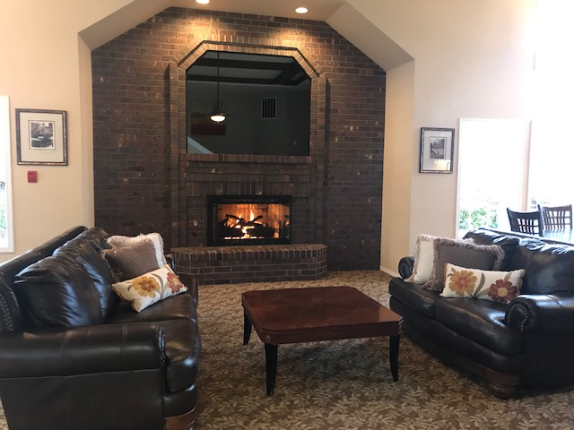 Image of Reservable Fireside Lounge for BRECKENRIDGE APARTMENTS