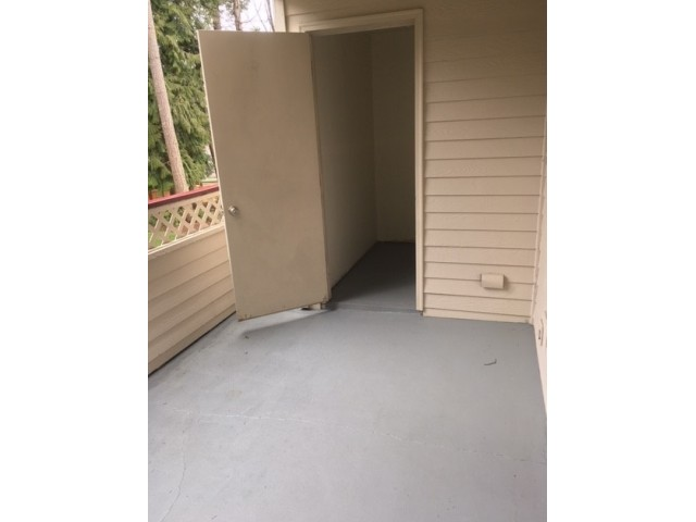 Image of Storage Closet on Balcony for BRECKENRIDGE APARTMENTS
