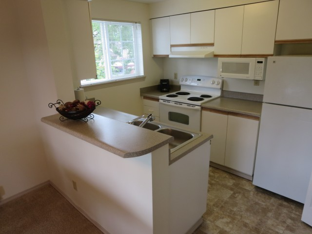 Image of Kitchen Windows in select Homes for BRECKENRIDGE APARTMENTS