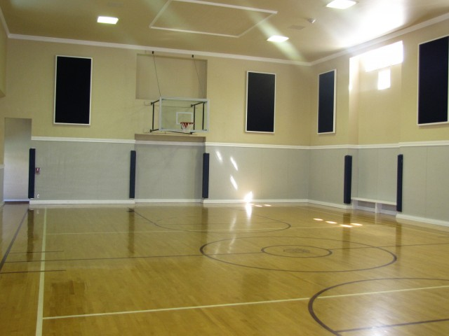 Image of Indoor Basketball Court for BRECKENRIDGE APARTMENTS