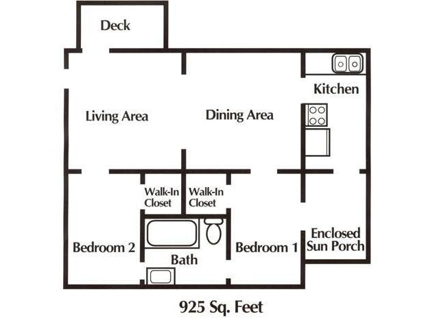 2 bedroom 1 bath apartments. for the Buckingham Two Bedroom One Bath floor plan  2 Bed 1 Apartment in Salt Lake City UT The Covey