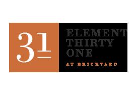 Element 31 at Brickyard