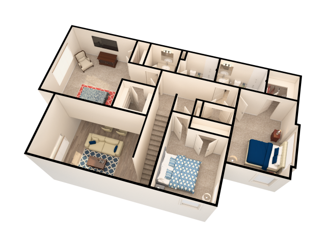 Rockwell Village Townhomes