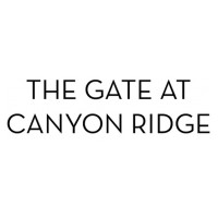 Gate at Canyon Ridge
