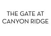 Gate at Canyon Ridge