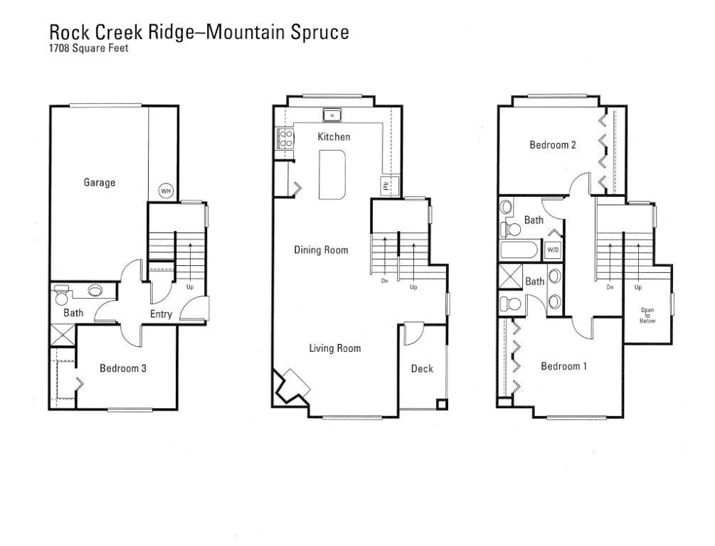 Rock Creek Ridge Townhomes