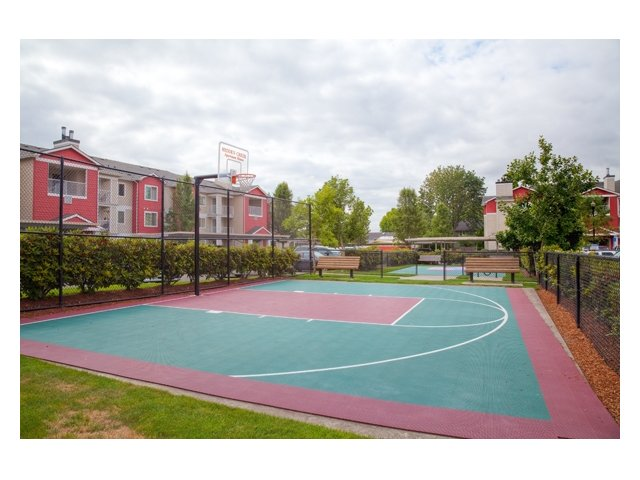 Image of Basketball Court for HIDDEN CREEK APARTMENT HOMES