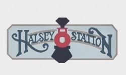 HALSEY STATION