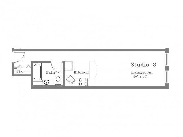 407 Studio Type B