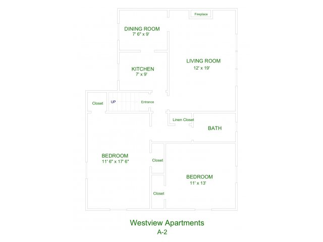 Westview Apartment A2