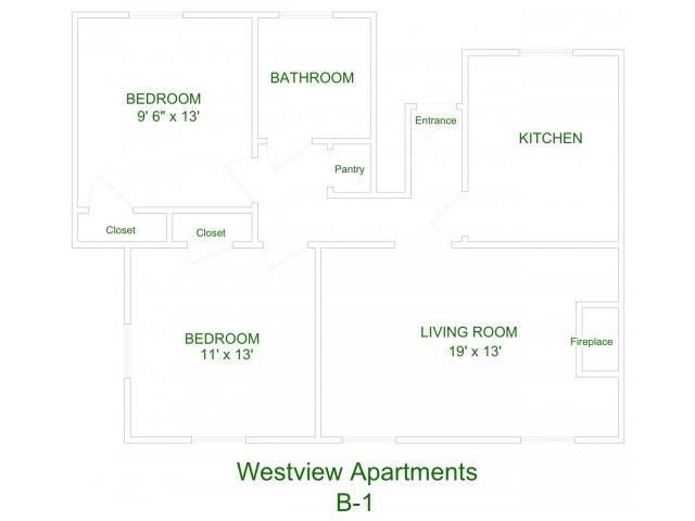 Westview Apartment B1