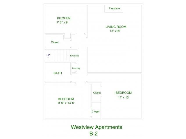 Westview Apartment B2
