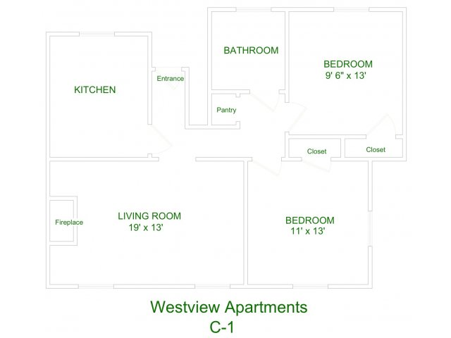 Westview Apartment C1