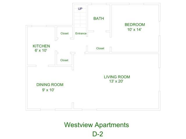 Westview Apartment D2