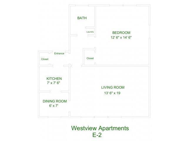 Westview Apartment E2